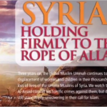 [VIDEO] Trailer Syria Holding Firmly to The Rope of Allah [Indonesian Subtitle]