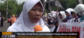 MMC News: The Rise of Fuel Price, Lead Indonesia Family Worse Condition